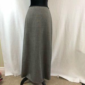 JCrew Wool Maxi Skirt